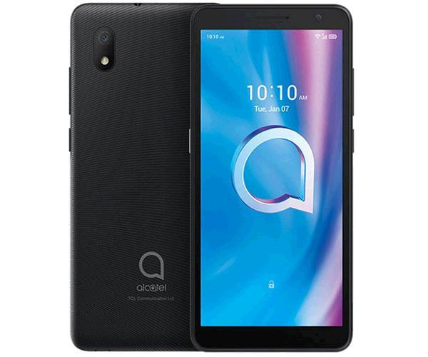 Smartphone Alcatel 1B 2020 5002D Prime Black 5.5 pulg.- Quadcore - 2Gb - 16Gb - 8 mpx - 5 mpx - Android 10 Go && SMARTPHONES