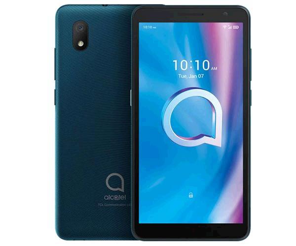 Smartphone Alcatel 1B 2020 5002D Pine Green 5.5 pulg.- Quadcore - 2Gb - 16Gb - 8 mpx - 5 mpx - Android 10 Go