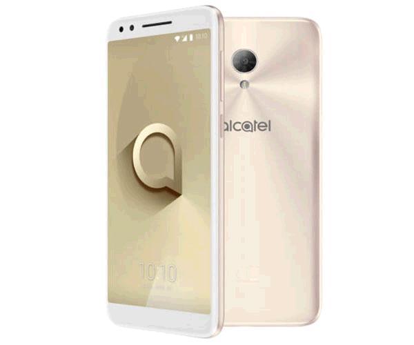 Smartphone Alcatel 1S 5024d Metallic Oro 5.5 pulg.- Octacore - 3Gb - 32Gb - dual 13mpx - 5 mpx