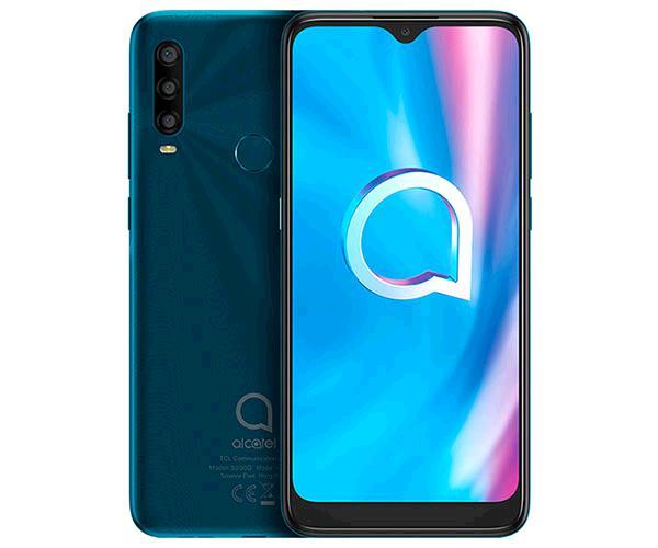 Smartphone Alcatel 1SE 5030D - Agate green - 6.22 pulg.- Octacore SC9863A - 3Gb - 32Gb - 13mp - 5mp