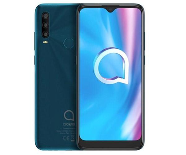 Smartphone Alcatel 1SE 5030F Agate Green  6.22 pulg. Hd+ - Octacore - 4Gb - 64Gb - 13+5+2mpx Trasera - 5 mpx frontal