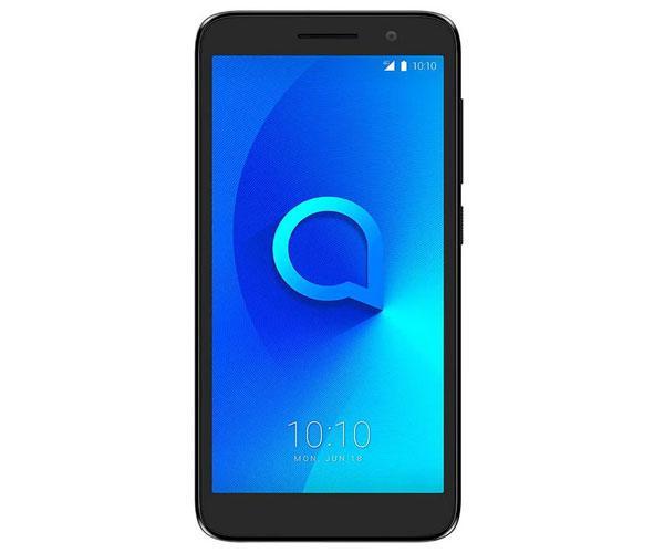 Smartphone alcatel 1 5033D 2019 - Volcano Black - 5 pulg.- Quadcore Mt6739 - 1Gb - 8Gb - 5mp