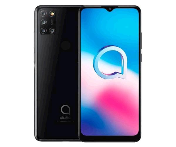 Smartphone Alcatel 3x 2020 5061u - Jewelry Negro - 6.52 pulg. Hd+ - Octacore Mt6762 - 6Gb - 128Gb - 48mpx - 13 mpx