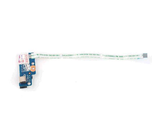 PLACA BOTON ENCENDIDO CON CABLE HP 15-G - 15-R - 250 G3 - 255 G3