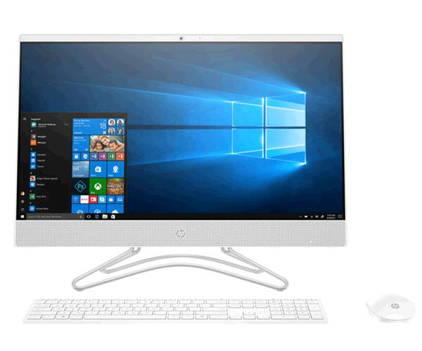 Pc Aio Hp 23.8p.Tactil - 24-f0085ns - I3-9100t - 8Gb - 512Gb SSD - Uhd 630 - w10 home