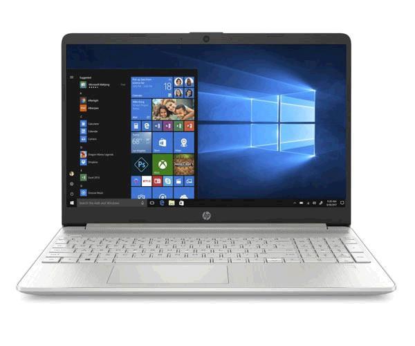 Portatil Hp 15S-fq1027ns - 15.6 - i5-1035g1 - 8Gb - 256Gb SSD - Intel UHD - W10 Home - Blanco nieve