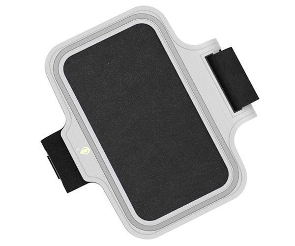 Funda brazalete Smartphone Gris - 6 - 6.5 pulgadas - Banda reflectante - Jo507 - One+