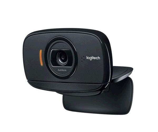 Webcam Logitech b525 hd USB - full hd 1080p-30fps - enfoque autom