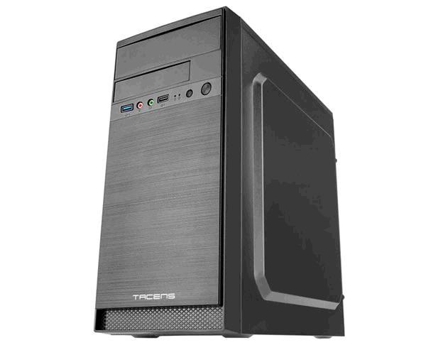 Caja Tacens Anima Ac4500 - Micro Atx - Mini Itx - Fuente 500w - Usb 3.0 - Negra