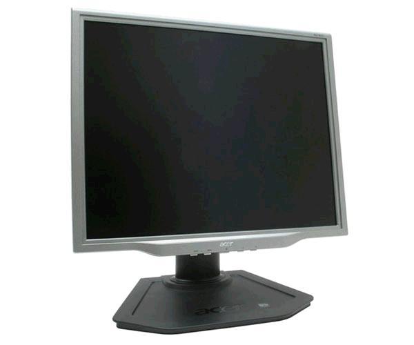 Monitor Ocasión LCD 19 pulgadas Acer Al1923 VGA-DVI