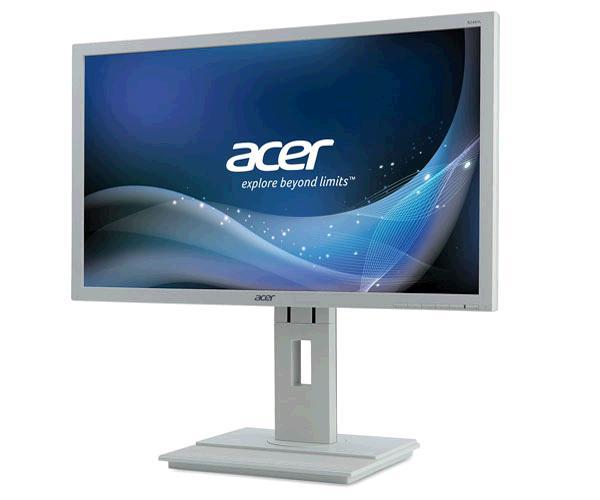 Monitor Ocasión Acer B246hl 24 pulg. fullhd - DVI - VGA - Blanco