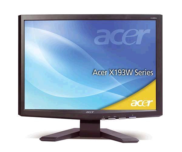 Monitor Ocasión LCD 19 pulgadas HP - Vga - Dvi
