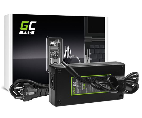 Cargador portatil Compaq-Hp 19v  7.9a  7.4x5mm AD110P