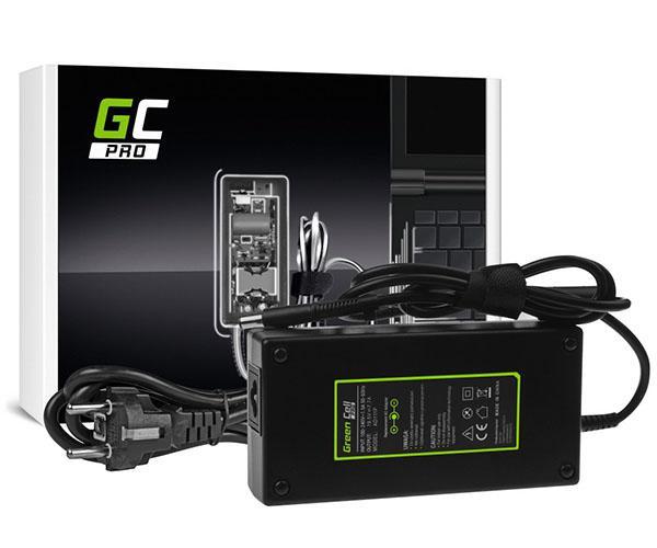 Cargador portatil Compaq-Hp 19.5V 7.7A 7.4x5.0mm GREENCELL