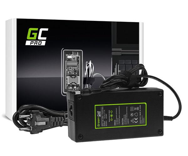 Cargador portatil Asus 19.5v  7.7a  5.5x2.5mm GREENCELL