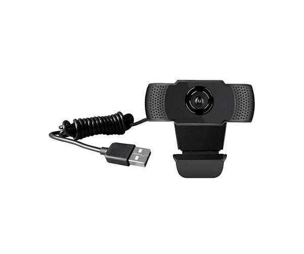 Webcam con Microfono Conceptronic Amdis FullHd -1080p - 3.6mm angulo vision 90º