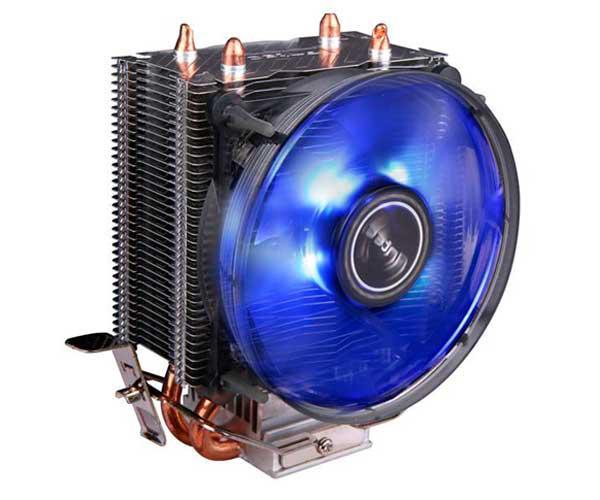 Ventilador Cpu Antec A30 - Led Azul - Fan 92mm  - Multisocket Intel - Amd - 0-761345-10922-2