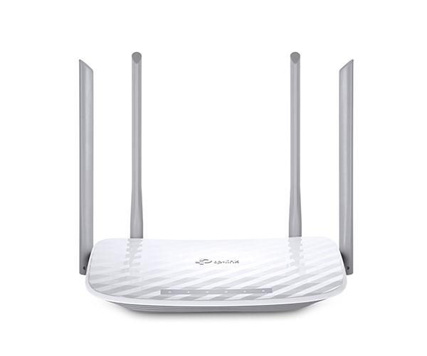 TP-Link router dual band Archer c50 - wifi ac1200 - 4 antenas
