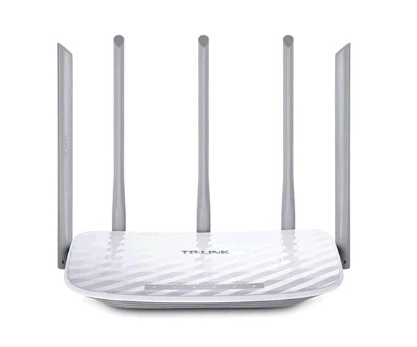 TP-Link Router Dual Band Archer C60 - Wifi Ac1350 - 5 Antenas