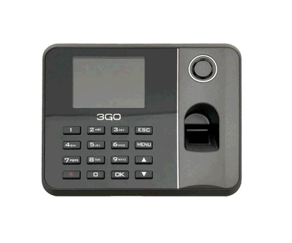 Lector Biometrico As100 3go - Control de presencia por huella dactilar - Contraseña - TFT 2.8 Pulgadas