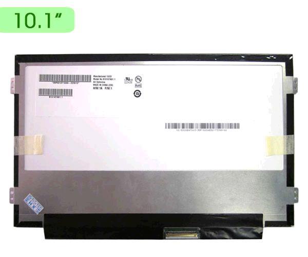 PANTALLA PORTATIL SLIM LED 10.1 - 40 PINES - 1366x768 - B101XTN01.1