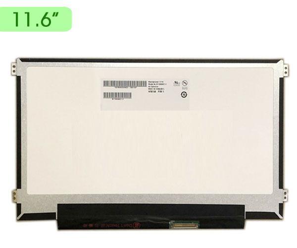 Pantalla portatil 11.6 Slim LED Tactil - 40 pines - Bracket lateral - b116xak01.2