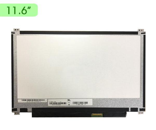 PANTALLA PORTATIL 11.6 LED SLIM EDP 30 PIN - B.SUPERIOR (INFERIOR AL BORDE) - N116BGE-EA2 REV.C1