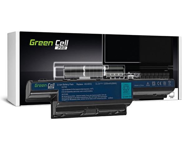 Bateria port. Acer 5742 11.1V 5200MAH AC06PRO