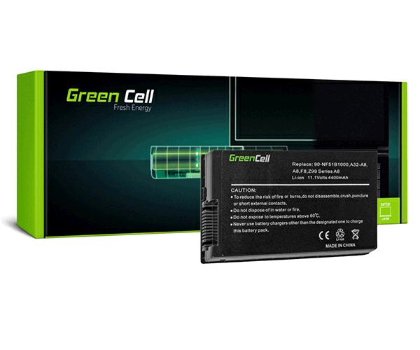 Bateria port. Asus a32-a8 - a32-f80 11,1V 4400MAH AS46