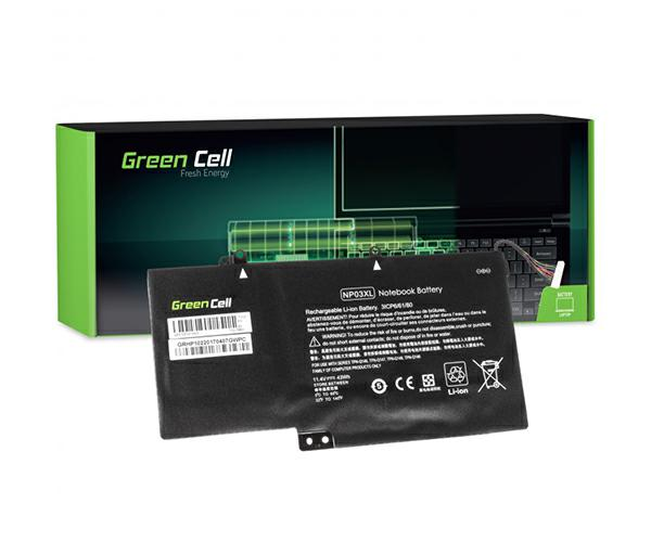 Bateria port. Hp envy Pavilion 13- x360 - np03xl 11.4V 3400MAH HP102