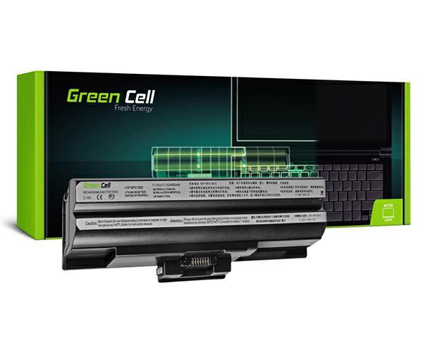 Bateria port. Sony VGP-BPS13-bps21 negra 11.1V 4400MAH SY03