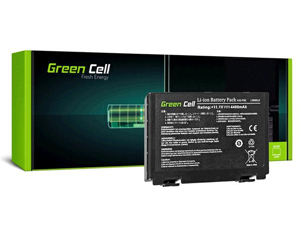 Bateria port. Asus k50-51 a32-f82 10.8V 4400MAH AS01