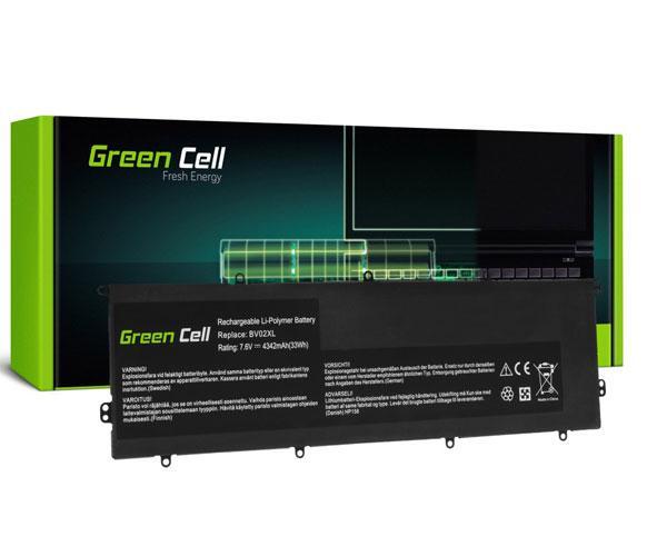 Bateria port. Hp Envy X2  - 7.6v - 4342MAH - HP158