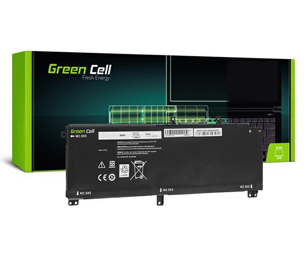 Bateria port. Dell XPS 15 9530 M3800 11.1V  4400Mah  DE124