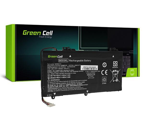 Bateria port. Hp 14-AL HSTNN-LB7G se03xl 11.55V 3400 MAH HP151