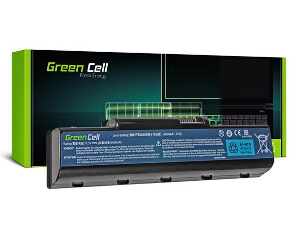 Bateria port. packard bell tj61 Acer 5732 as09a31 11,1V 4400MAH AC21