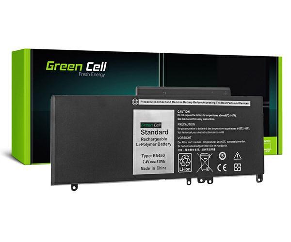 Bateria port. Dell Latitude E5450 - E5550 - E557 - G5m10 - 7.4v - 5800Mah - De91