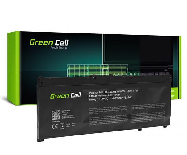 Bateria port. Hp sr03xl 15-dc 17-cb 11.55v 4000mah HP170