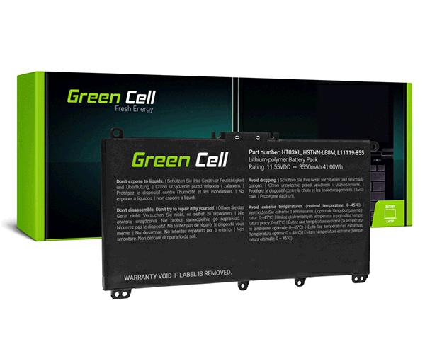Bateria port. Hp HT03XL 240 G7 11.55V 3550MAH HP163