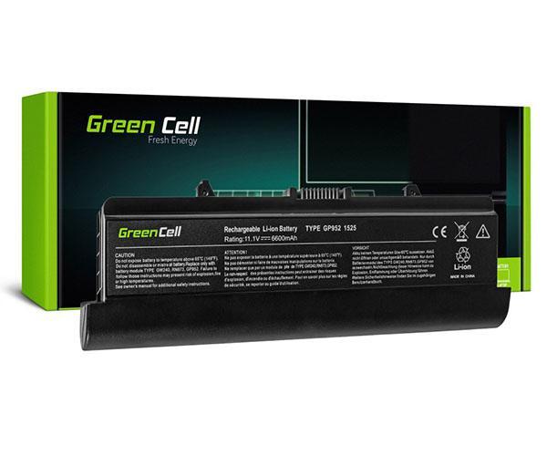 Bateria port. Dell Inspiron 1525 pp29l 11.1v 6600mah DE06