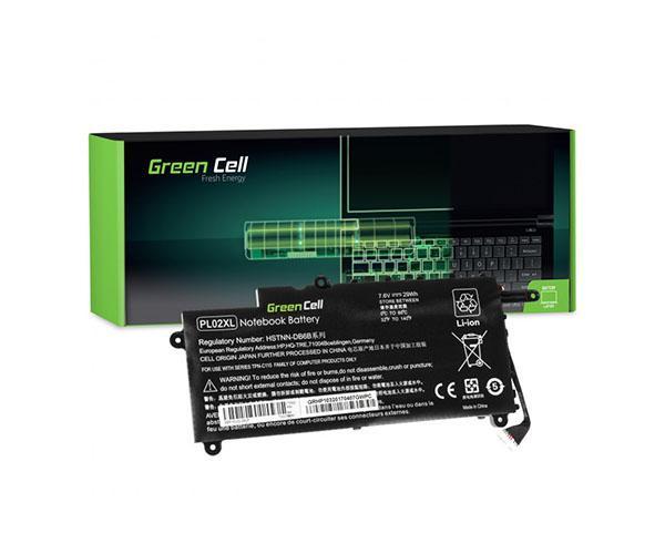 Bateria port. Hp x360 11-n 7.6v 3400mah HP103