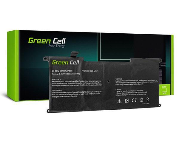 Bateria port. Asus Zenbook UX21 7.4V 4050MAH AS52