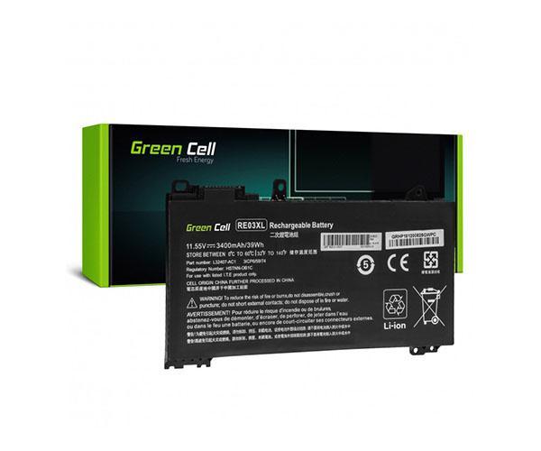Bateria port. Hp probook 430 G6 RE03XL 11.55V 3400mah  HP181