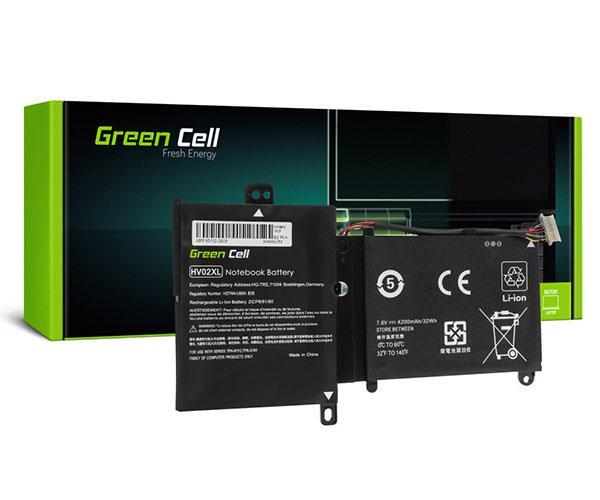 Bateria port. Hp X360 11-K 7.6V 4200MAH HP164