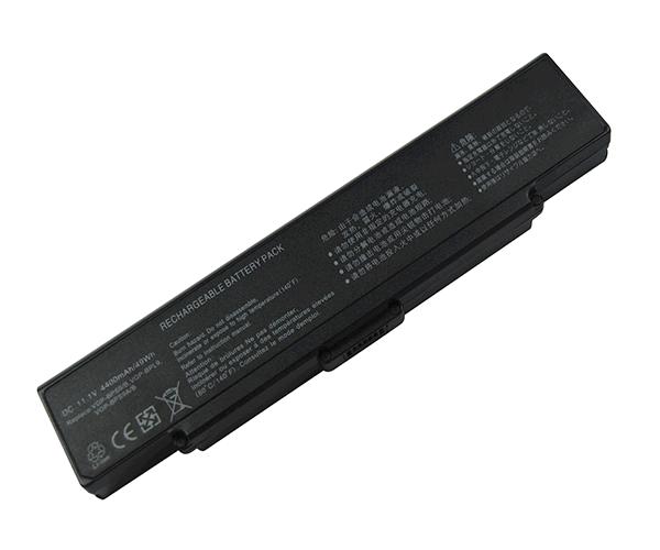Bateria port. Sony VGP-BPS9 - VGP-BPS9a -  VGP-BPS10 negra
