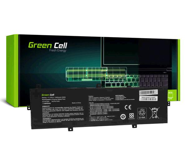 Bateria port. Asus ZenBook UX430 - Ux430u - Ux430ua - C31n1620 - 11.55v 3400mah AS163