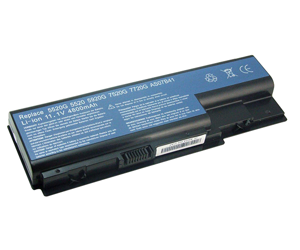 BATERIA PORT. ACER 5220G/5310 SERIES 11.1V  AS07B31
