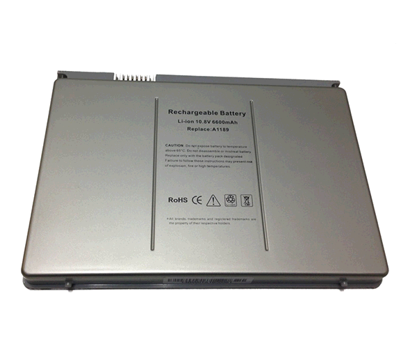 BATERIA PORT. APPLE MACBOOK PRO 17 - A1189