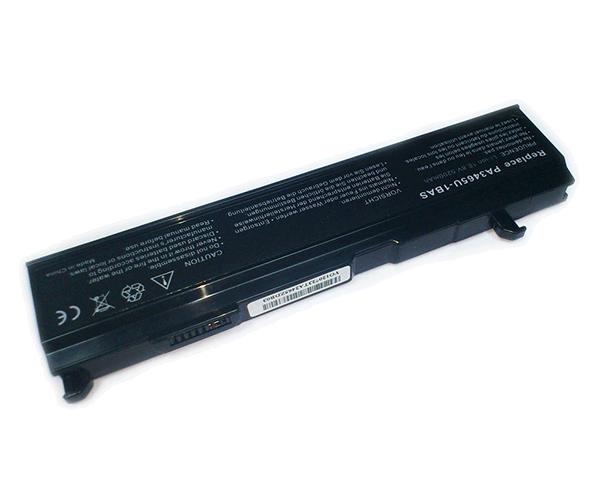 Bateria port. Toshiba satel. m70 - a105 - a110- a135  4400mah  pa3465u-1brs