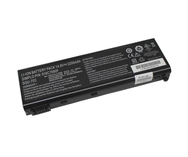 BATERIA PORT. PACKARD BELL EASYNOTE LM81  - LG E510